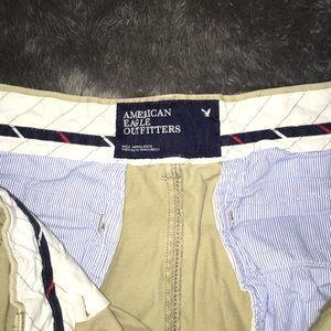 American Eagle Outfitters Pants - Men's AE tan pants